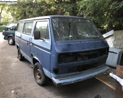1983 Vanagon - Diesel Sunroof project