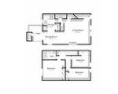 The Woods of Eagle Creek II - The Roost: Three Bedroom Townhome