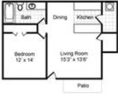 Westbrook Apartments - One Bedroom