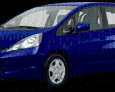 2013 Honda Fit Automatic