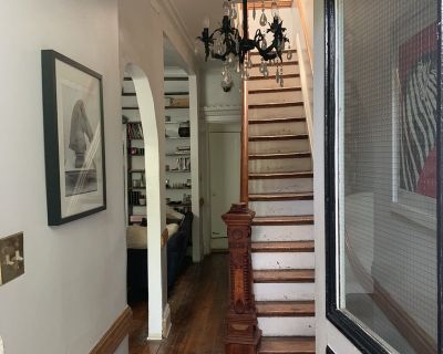 Bedrooms available in beautiful Duplex *Bed Stuy