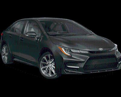 New 2022 Toyota Corolla SE FWD 4