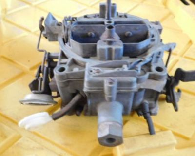 Pontiac Firebird Sprint Ohc 6 4 Barrel Carb Parts Cammer Engine