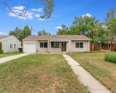 2826 S Glencoe St, Denver, CO 80222 3 Bedroom Apartment