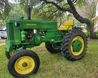1953 John Deere Tractor