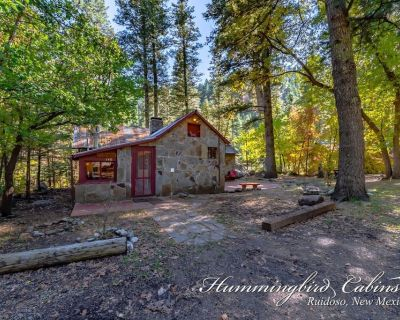 Rainbow Oaks 'Cutest Cabin in Upper Canyon' on 3 acres - Ruidoso