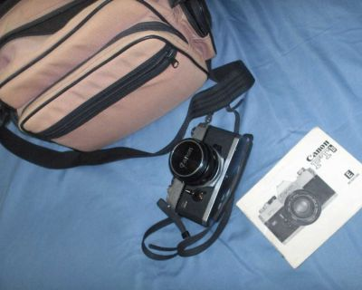 Canon FTB 35 MM