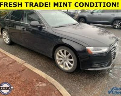 2013 Audi A4 Premium Plus Sedan 2.0T quattro Automatic