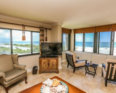 Gorgeous 7th floor condo with remarkable views! - South Island