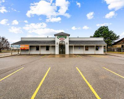 Restaurant Building for Sale