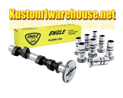 Engle cam high performance camshaft kits for VW