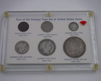 Coin and Estate Online Auction