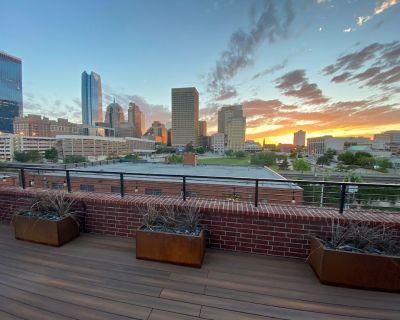 Downtown Patio Views - Downtown Oklahoma City