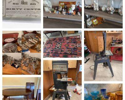 Ashland Early Autumn Warehouse Sale