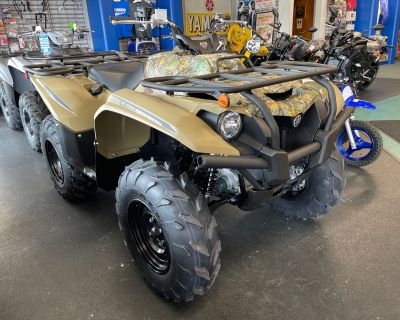 2021 Yamaha Kodiak 700 ATV Utility Hobart, IN