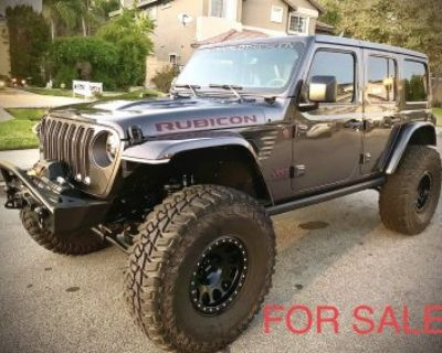 Georgia - 2019 Jeep JLUR for sale