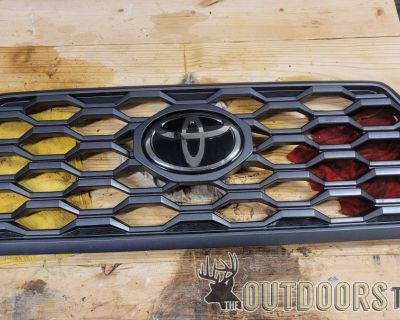 FS 2016+ Toyota Tacoma TRD Off Road grill - Magnetic Grey