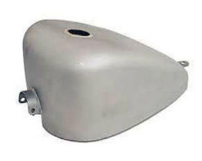 Sportster King Flat Bottom Gas Tank 2.9 Gallons 04-06 Xl Paughco - Bobber