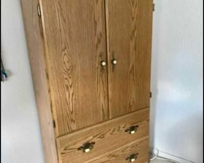 Wardrobe / dresser or chest - Powers and Galley