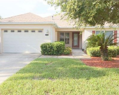 Low-Maintenance Stucco Exterior, 2 bedroom 2 bath 1 1/2 car garage