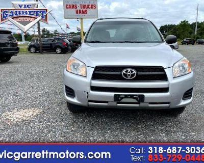 2011 Toyota RAV4 4WD 4dr 4-cyl 4-Spd AT (Natl)
