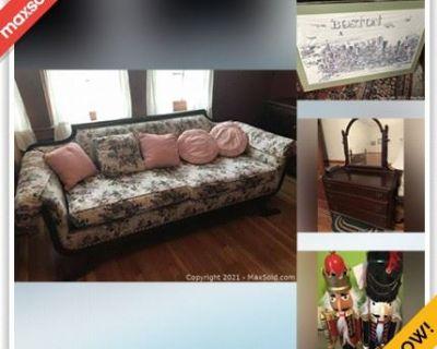 Lowell Estate Sale Online Auction - July Street