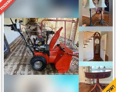 Wellesley Moving Online Auction - Haven Road