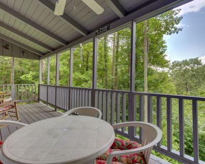 Dog-friendly cabin w/fireplace, gas grill and mountain views! - Blairsville
