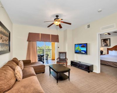 Upscale 2BR Suite - Family Resort - Pool And Hot Tub! - Orlando