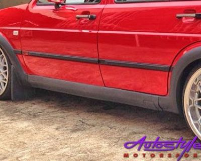 Golf/Jetta Mk2 Side trim Sets of 4 pieces Only
