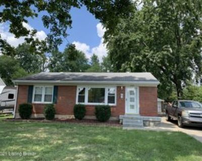 2525 Martin Ave, Louisville, KY 40216 2 Bedroom House
