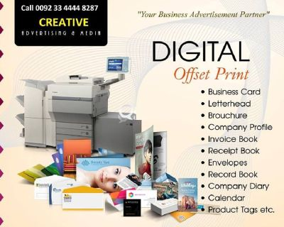 We Do All Type Of Printing