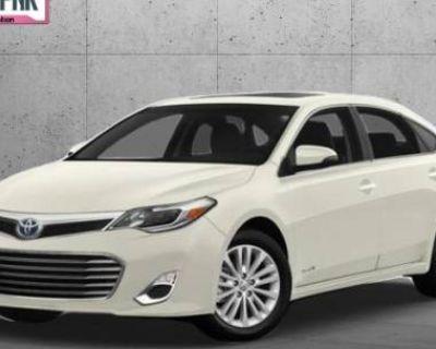 2013 Toyota Avalon Hybrid Limited