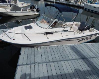 1997 Grady-White Adventure 208
