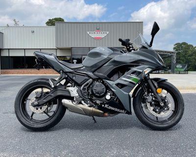 2018 Kawasaki Ninja 650 Sport Greenville, NC