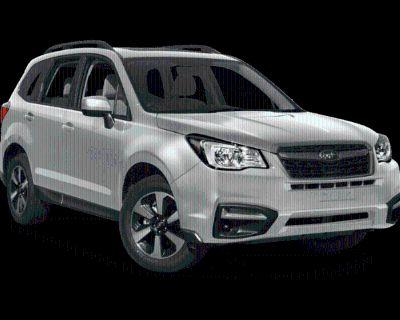 Pre-Owned 2018 Subaru Forester 2.5i Premium AWD