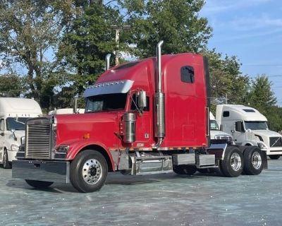2000 FREIGHTLINER COLUMBIA Sleeper Trucks Heavy Duty