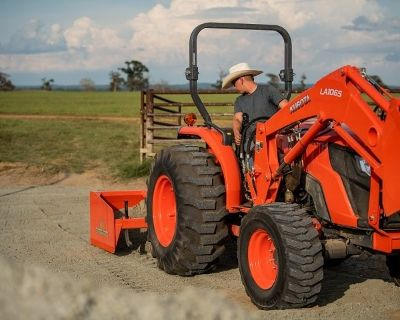 Other Tractors w/Backhoe Attachments (30 - 46 HP)