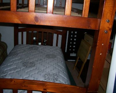 CRIB (CONVERT to) TODDLER BED, and more!