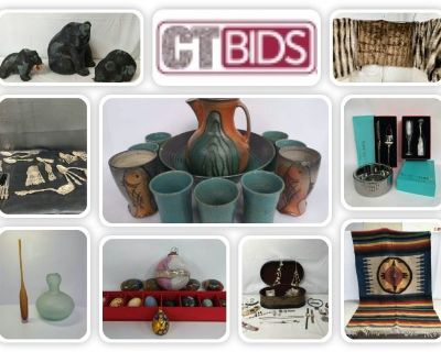 Caring Transitions [TSR] Warehouse Online Auction / Ends: M-09/20 / PU: W-09/22 (9A-3P) / Zip: 85713