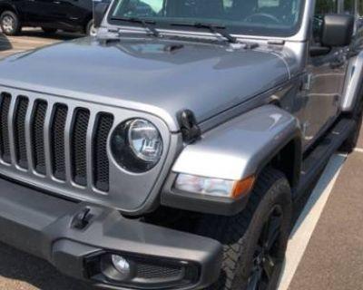 2021 Jeep Wrangler Sahara Altitude