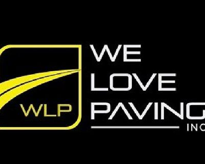 WE LOVE PAVING INC