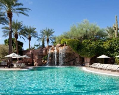 Sheraton Desert Oasis TPC Golf Tournament- 2 Bdrm Villa (3 nights) - North Scottsdale