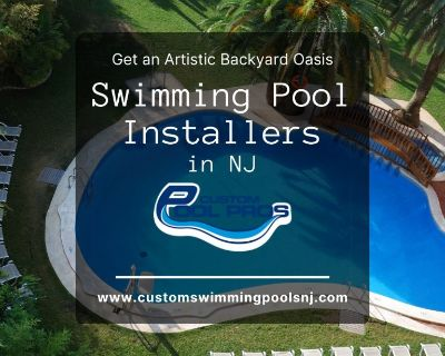 Get a Swimming Pool Installation in New Jersey