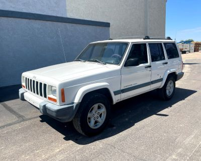 2001 Jeep Cherokee 4dr Sport 4WD