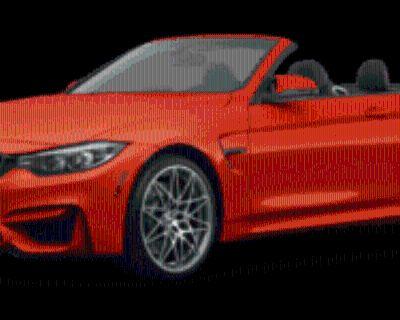 2020 BMW M4 Standard