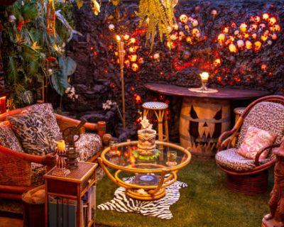 Tiki Room Jungle Hideaway, Lomita, CA