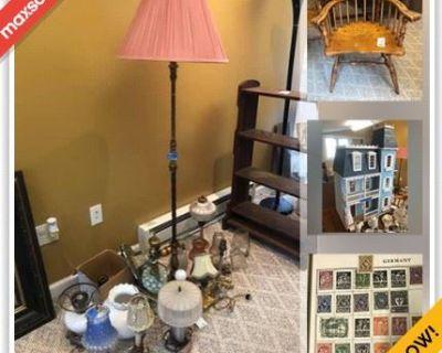 Hawley Estate Sale Online Auction - Washington Drive