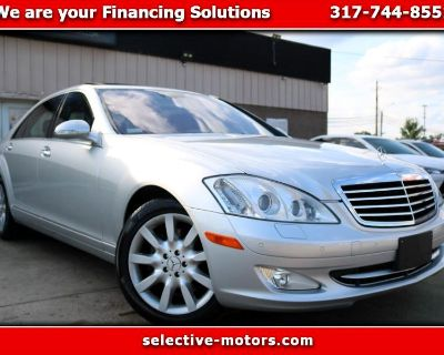Used 2007 Mercedes-Benz S-Class S550