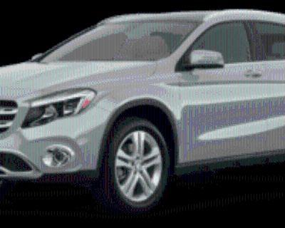 2018 Mercedes-Benz GLA GLA 250 FWD
